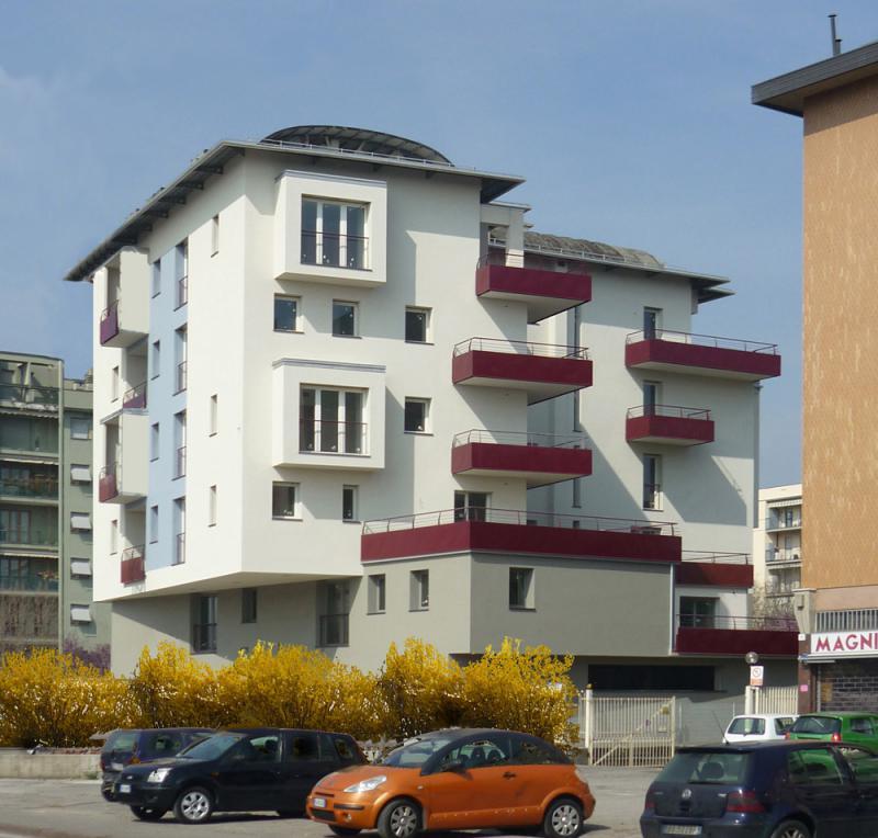 Borgo Palazzo - Fronte