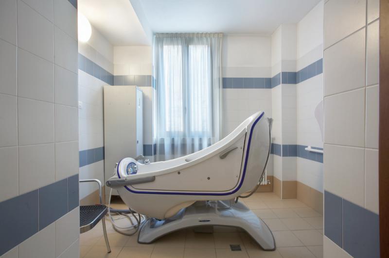Casa di riposo - Bagno