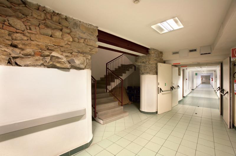 Casa di riposo - Corridoio