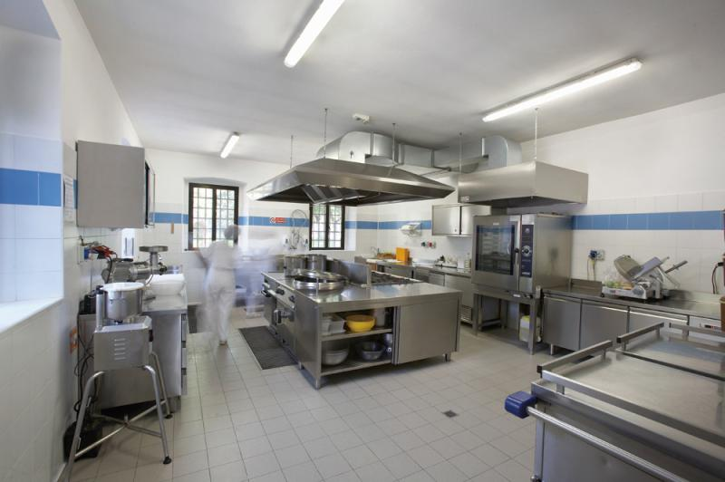 Casa di riposo - Cucina