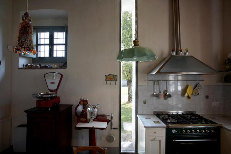 Cascina lombarda - Cucina