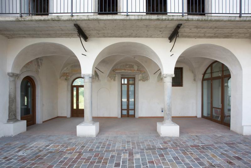 Ospedale Vecchio - Porticato