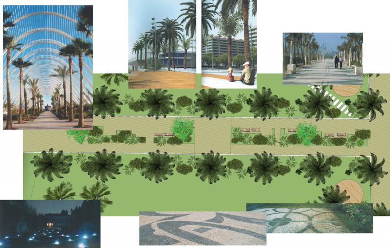 Parco Iraq - Boulevard