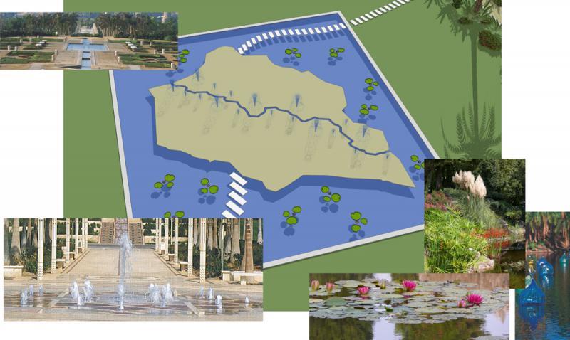 Parco Iraq - Island