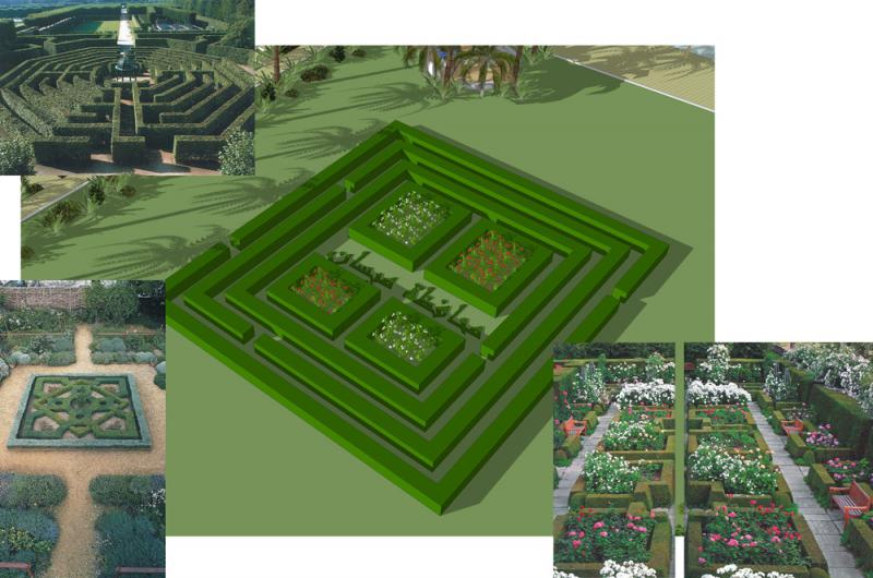 Parco Iraq - Maze