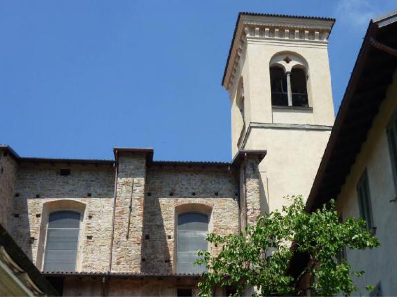 S.Agata nel Carmine - Campanile