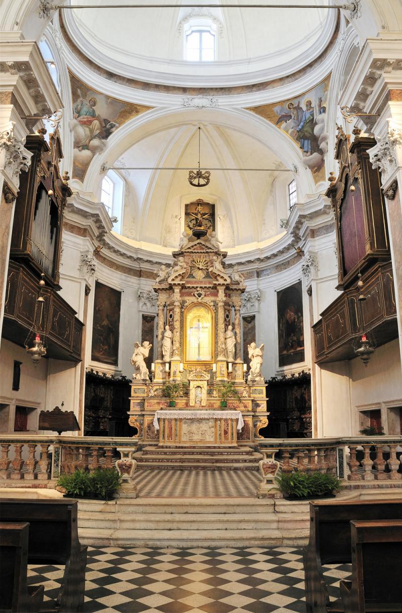 San Pancrazio -  Altare