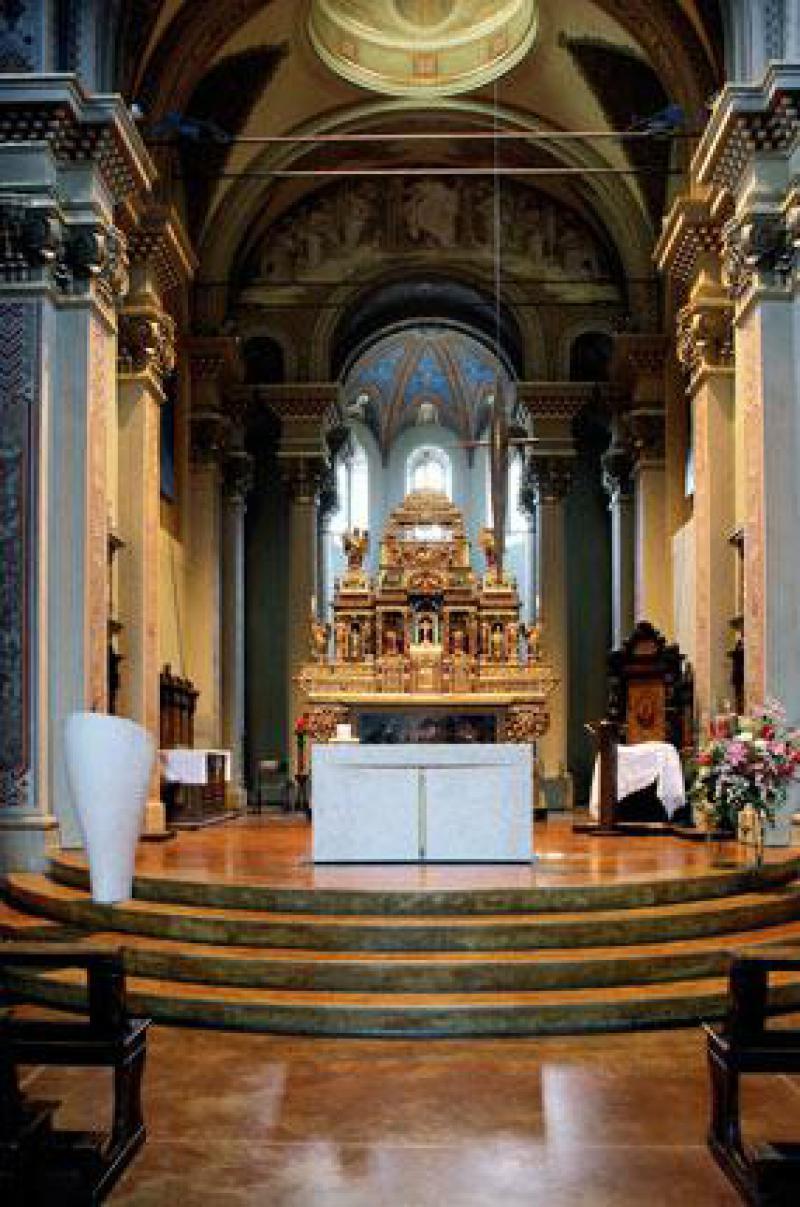 Santa Brigida - Altare