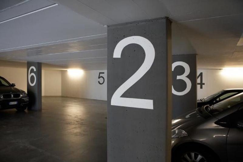 Santa Lucia - Garage