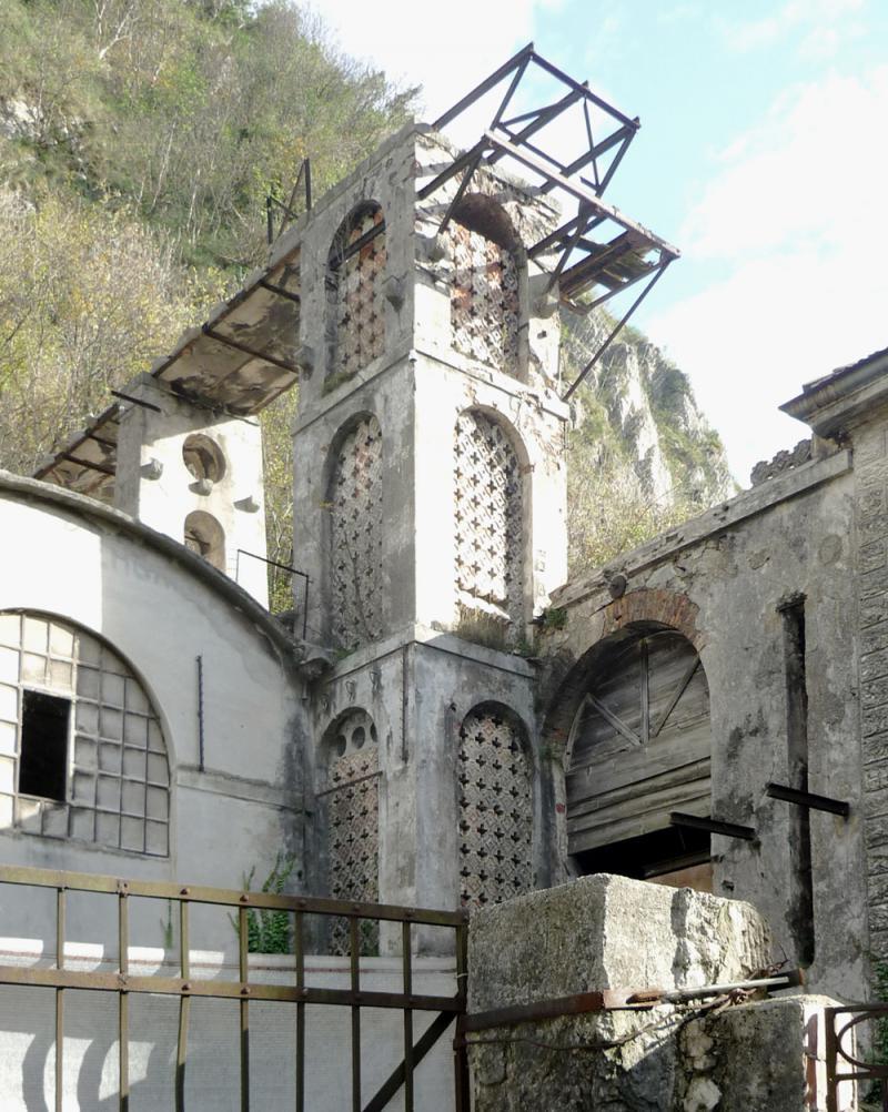 Serravalle - Veduta