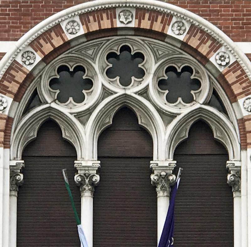 SERVALLI ARCHITETTURA - PROGETTO FACCIATE CASA VERDI MILANO