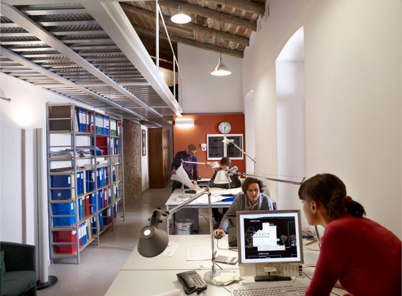 Studio - Salone