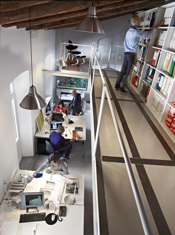 Studio - Soppalco