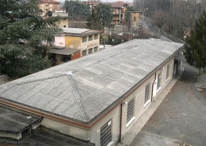 Vaprio - Capannoni
