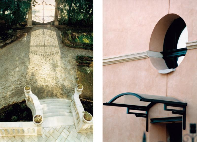 Villa eclettica - Esterni