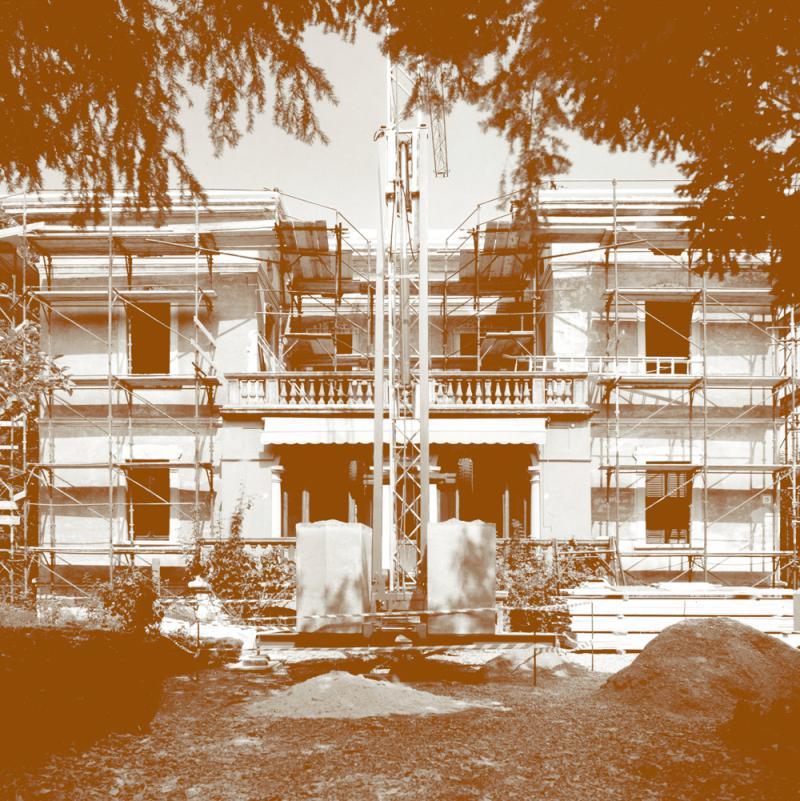 Villa eclettica - Precedente
