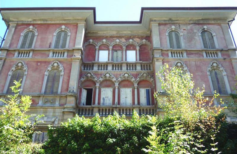Villa Guffanti - Facciata