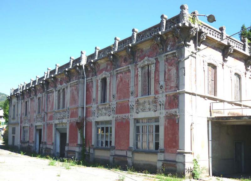 Villa Guffanti - Palazzina